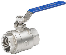 Solid Seal Ball Valve