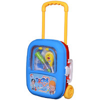 Montez Doctor Set with trolley for kids