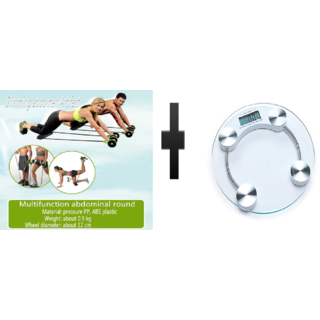 s4d Revoflex Xtreme Exerciser and weight scale