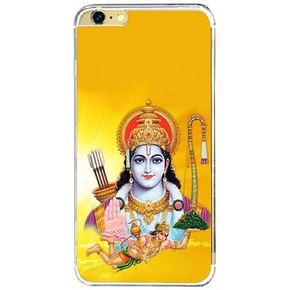 Fuson Designer Phone Back Case Cover Apple IPhone 6S ( Lord Rama )