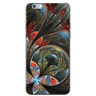 Fuson Designer Phone Back Case Cover Apple IPhone 7 ( A Beautiful Mosiac Of Colors )