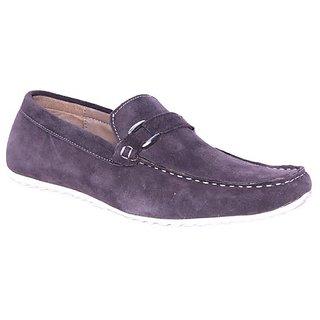 Funku Fashion Men Brown Slip on Smart Casuals
