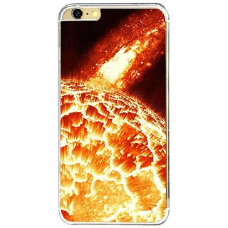 Fuson Designer Phone Back Case Cover Apple IPhone 6S ( A Ball Of Fire )