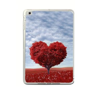 Fuson Designer Phone Back Case Cover Apple IPad Mini 4 ( Blooming Love )