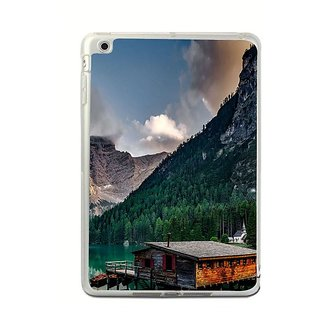 Fuson Designer Phone Back Case Cover Apple IPad Mini 4 ( Best Pastoral Natural Scenery )