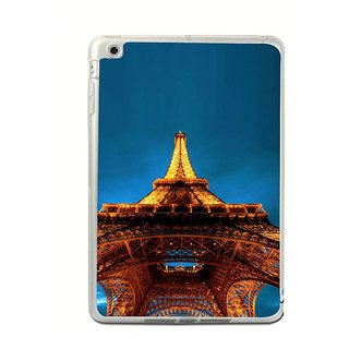 Fuson Designer Phone Back Case Cover Apple IPad Mini 4 ( Eiffel Tower From Below )