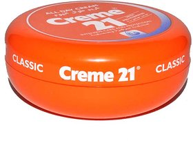 CREME 21 - MOISTURIZING CREAM OF 150 ML -- 4 Nos