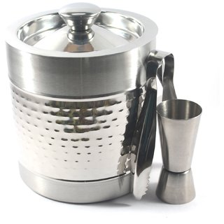 Clobber Stainless Steel Double Walled Ice Bucket