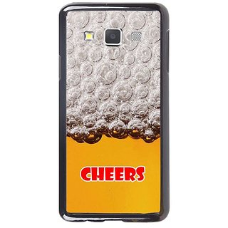 Fuson Designer Phone Back Case Cover Samsung Galaxy A7 ( Bubbles In The Drink )