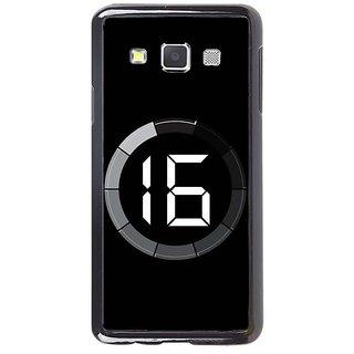 Fuson Designer Phone Back Case Cover Samsung Galaxy A7 ( Lessser And Lesser )