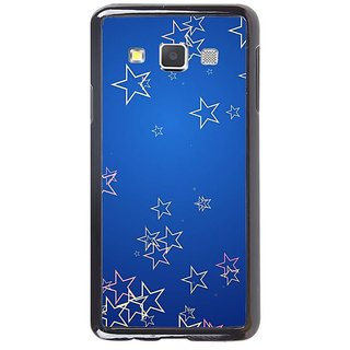 Fuson Designer Phone Back Case Cover Samsung Galaxy A5 ( Starry Night )
