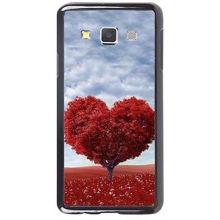 Fuson Designer Phone Back Case Cover Samsung Galaxy A5 ( Blooming Love )