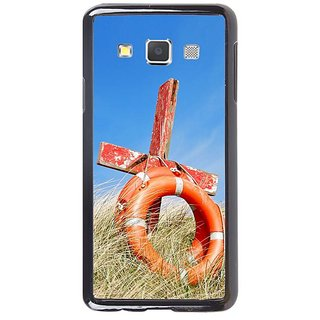 Fuson Designer Phone Back Case Cover Samsung Galaxy A7 ( The Sole Survivor )