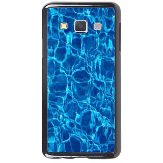 Fuson Designer Phone Back Case Cover Samsung Galaxy A7 ( Deep In The Ocean )