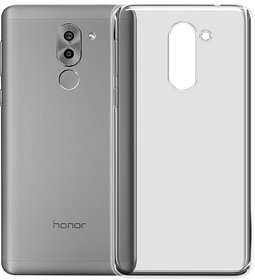 Huawei Honor 6X Transparent Soft Back Case Cover