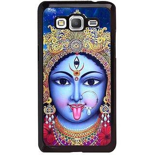 Fuson Designer Phone Back Case Cover Samsung Galaxy Core Prime ( Goddess Kali And Third Eye )