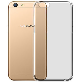 Oppo A57 Transparent Soft Back Case Cover