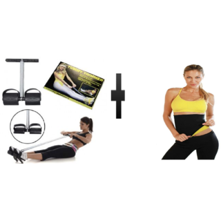s4d tummy trimmer and  hot belt