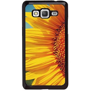Fuson Designer Phone Back Case Cover Samsung Galaxy Core Prime ( The Bright Sunflower )