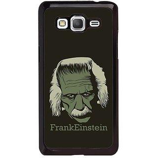 Fuson Designer Phone Back Case Cover Samsung Galaxy Core Prime ( Depiction Of Einstein )