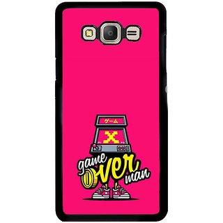 Fuson Designer Phone Back Case Cover Samsung Galaxy E5 ( The Gamer )