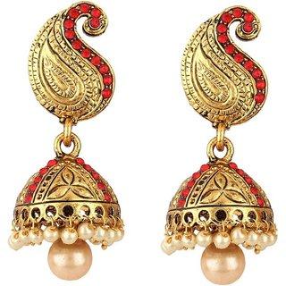 Penny Jewels Traditional Fashion Designer Tribal Jhumki Earring Set For Women  Girls