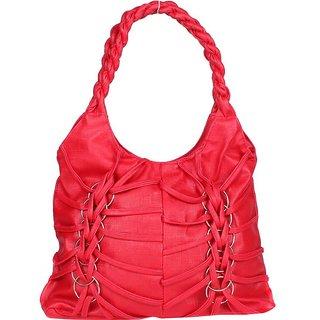 Jimmy Octan Shoulder Bag  (Red)