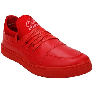 Vostro FLAUNT -RED Casual Shoes For Men