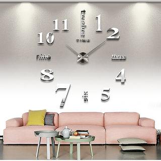 3D DIY Designer wall clock