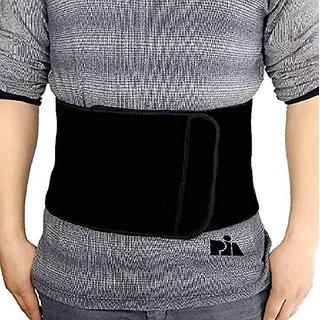 4aeb76ee47879 Buy Pia International Unisex Magnetic Neoprene Slimming Belt (Black) Online  - Get 57% Off