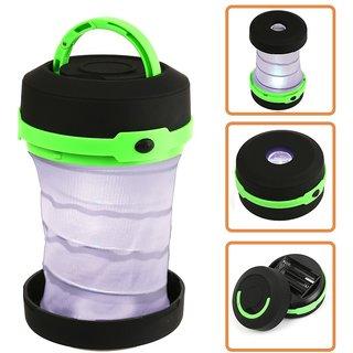 Kudos Led Folding Camping Lantern For Camp Night Lamp Hiking Flashlight Torch