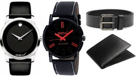 DCH Combo of 4 Men Watches