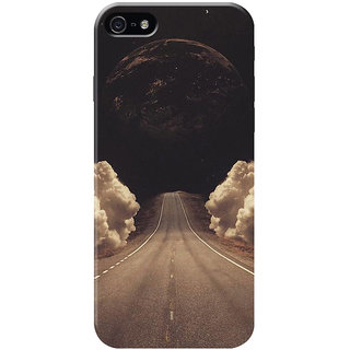 HACHI Cool Case Mobile Cover for Apple iPhone 5S