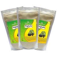 Herbal Hills Triphala Powder - 300 G Pack Of 3