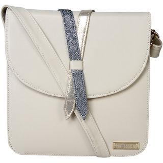 Horra HR0217BSS003CRM Handbag Beige