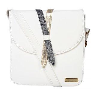Horra HR0217BSS003WHT Handbag White