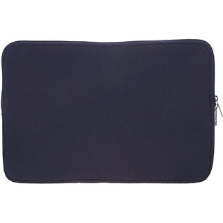 BagsRUs Navy Blue EVA 15.6 inch Laptop Cover Sleeve (LS102FNB)