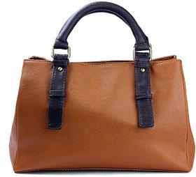 Tenor Handle Bag Color-Mustard