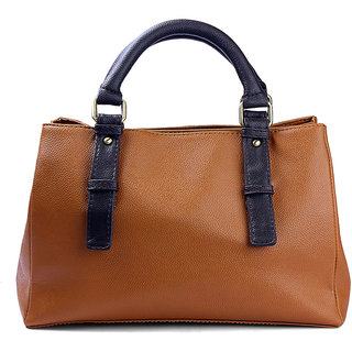Tenor Handle Bag Color-Mustard