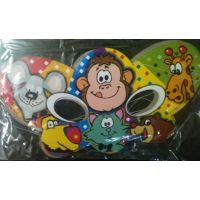 Animal Party Eye Mask (Pack Of 10)