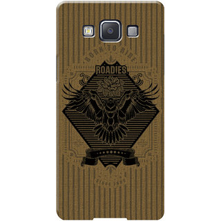 Roadies Hard Case Mobile Cover For Samsung Galaxy A5