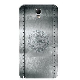 Roadies Hard Case Mobile Cover For Samsung Galaxy Note 3 Neo