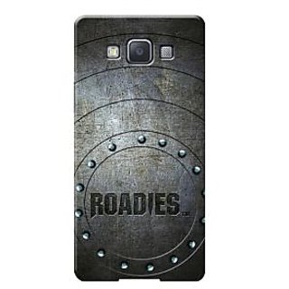 Roadies Hard Case Mobile Cover For Samsung Galaxy A7