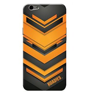 Roadies Hard Case Mobile Cover For Oppo F1s