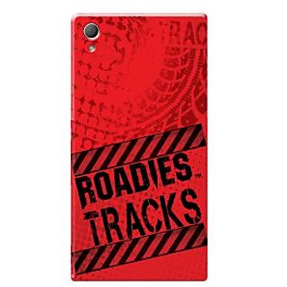 Roadies Hard Case Mobile Cover For Sony Xperia Z3 Plus
