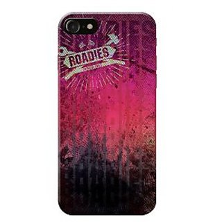 Roadies Hard Case Mobile Cover For Apple Iphone 7