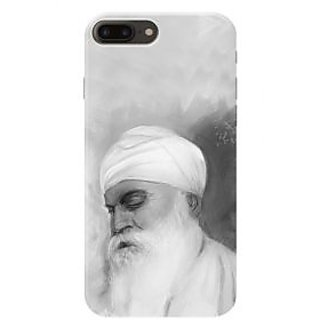 HACHI Guru Nanak Dev Ji Mobile Cover for Apple iPhone 7 Plus