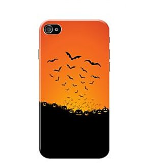 HACHI Cool Case Mobile Cover for Apple iPhone 4S