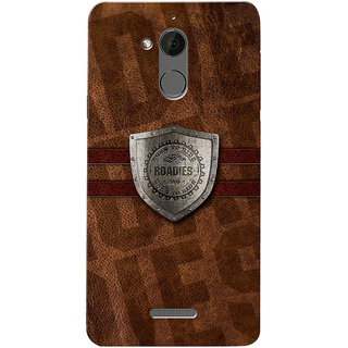 Roadies Hard Case Mobile Cover For Coolpad Note 5