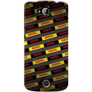 Roadies Hard Case Mobile Cover For Acer Liquid Z530